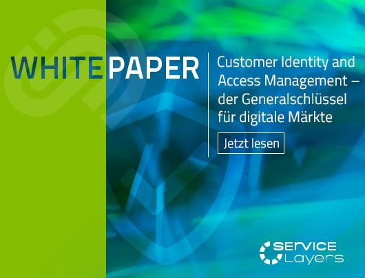Whitepaper: Customer Identity and Access Management - der Generalschlüssel für digitale Märkte.
