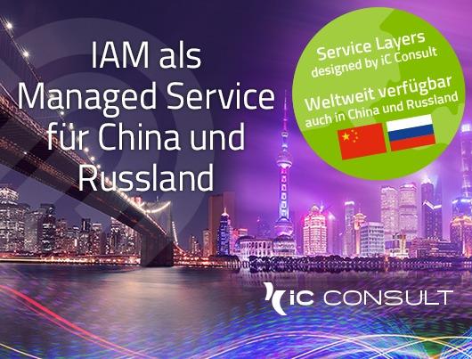 IAM als Managed Service für China und Russland