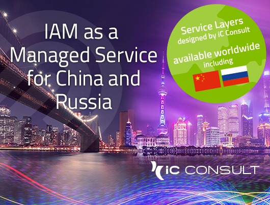 IAM as a Managed Service for China and Russia