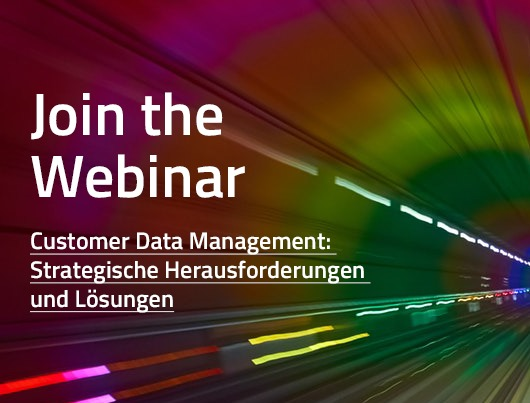 Webinar: Customer Data Management - Strategische Herausforderungen und Lösungen